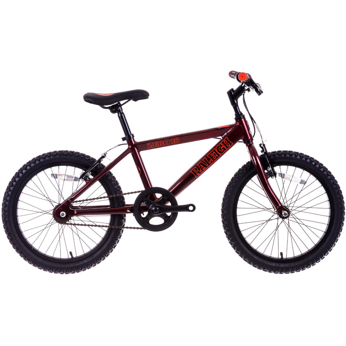 Vélo Enfant Raleigh Zero 18 (2017) - 18'' Wheel Orange