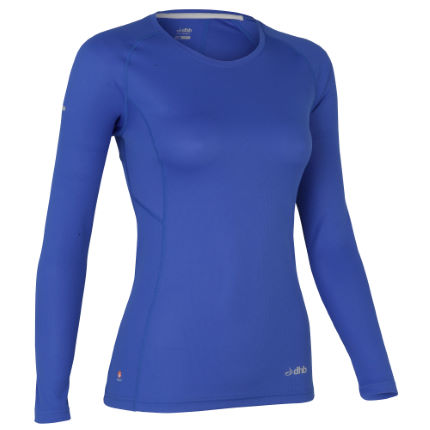 Wiggle dhb women 39 s long sleeve run top ss16 long for Women s running shirts