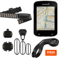 picture of Garmin Edge 820 GPS Cycle Computer Bundle