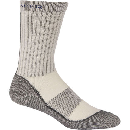 Icebreaker Hike Basic Light Crew Socken Frauen (hoch)