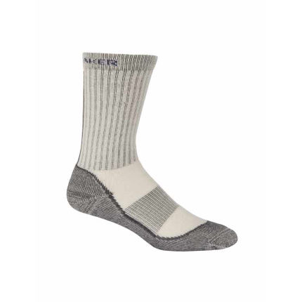Icebreaker Women's Hike Basic Medium Crew Socks
