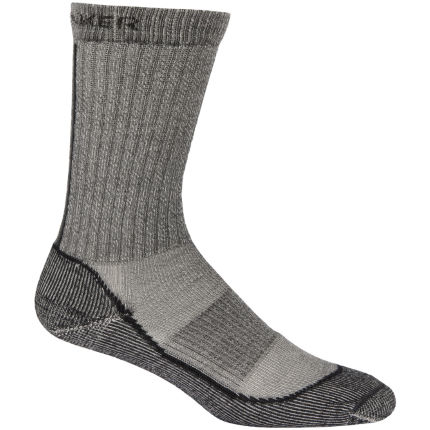Icebreaker Hike Basic Light Crew Socks