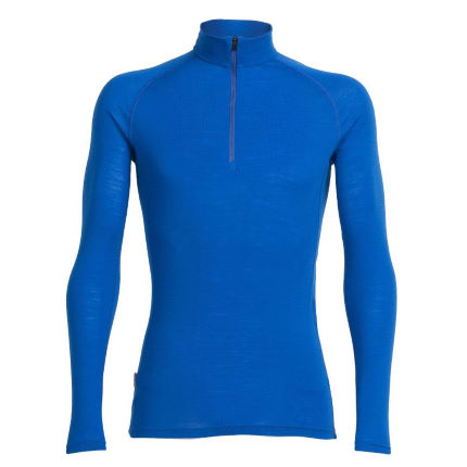 Icebreaker Everyday Long Sleeve Half Zip Top