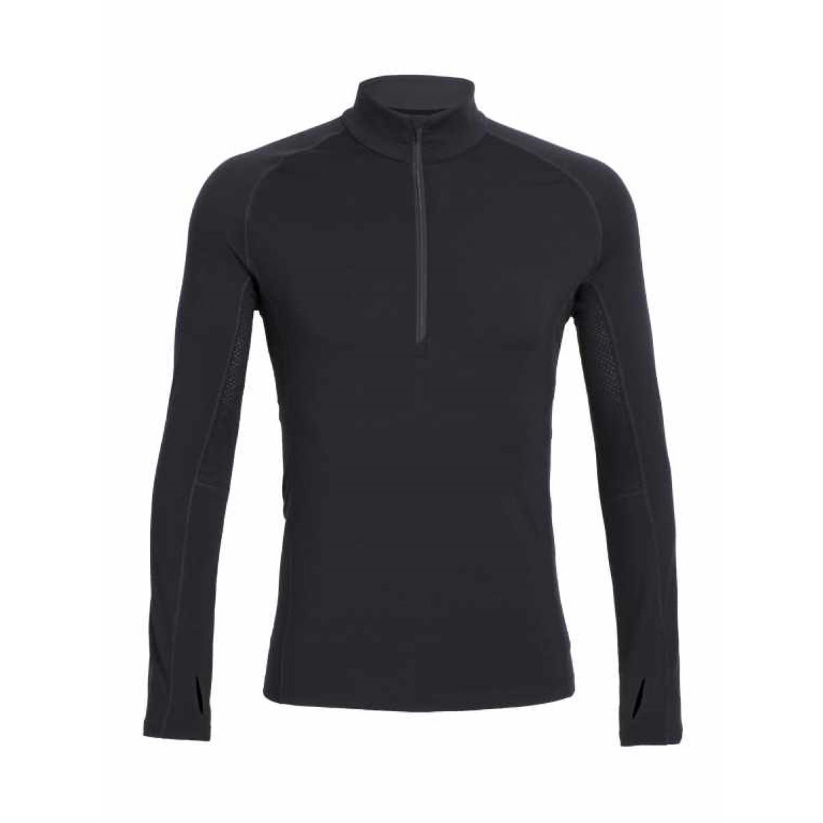Icebreaker Everyday Long Sleeve Half Zip Top   Baselayer Tops
