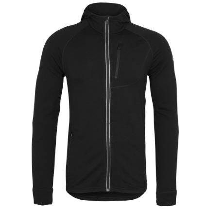 Icebreaker Quantum Long Sleeve Zipper Hood