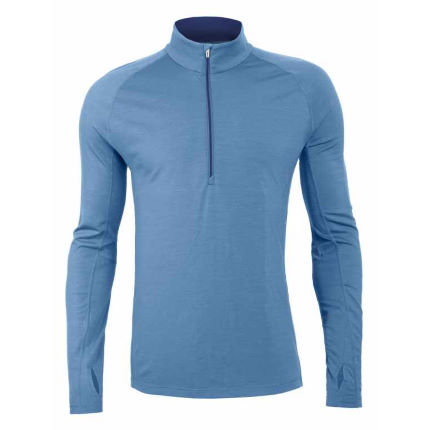 Icebreaker Zone Long Sleeve Half Zip Top