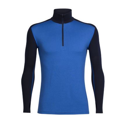 Icebreaker Long Sleeve Half Zip Tech Top