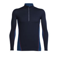 Icebreaker Factor Long Sleeve Half Zip Top