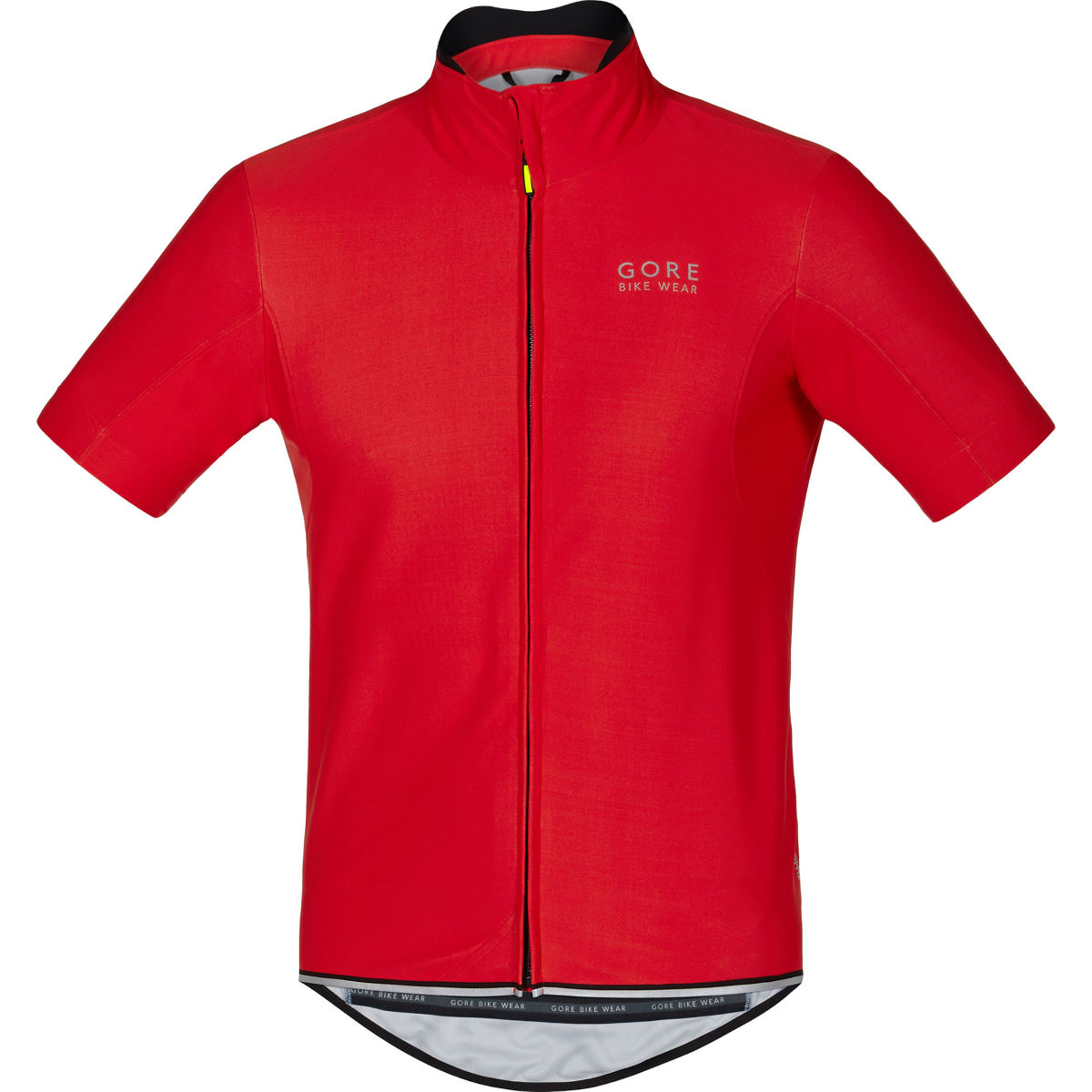 Maillot Gore Bike Wear Power Windstopper Softshell (PE16) - S Rouge