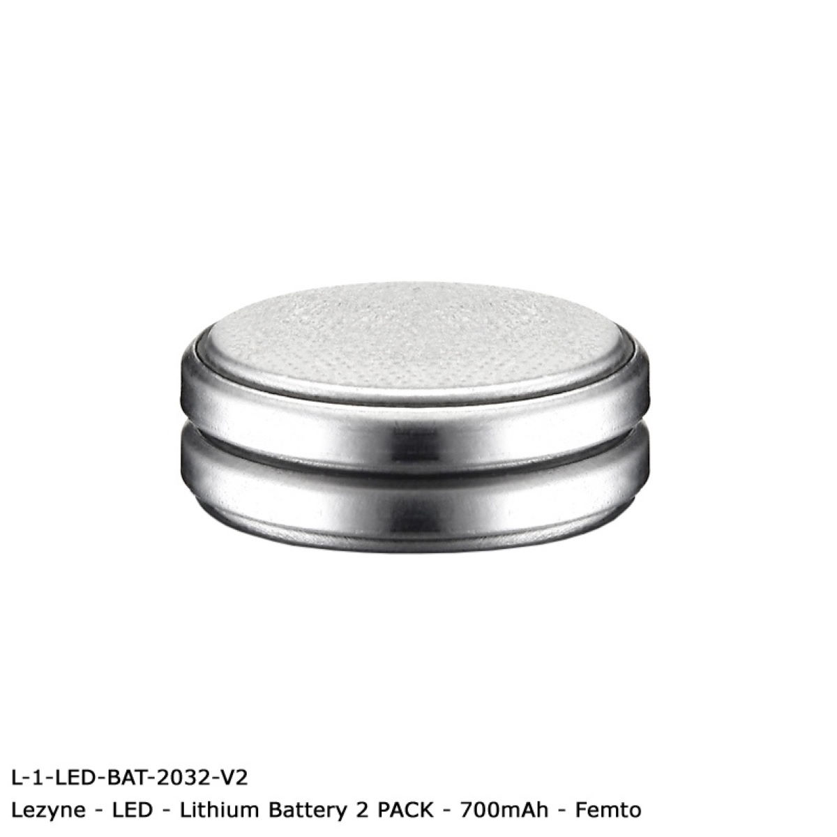 Lezyne Lithium Battery 2   Light Spares