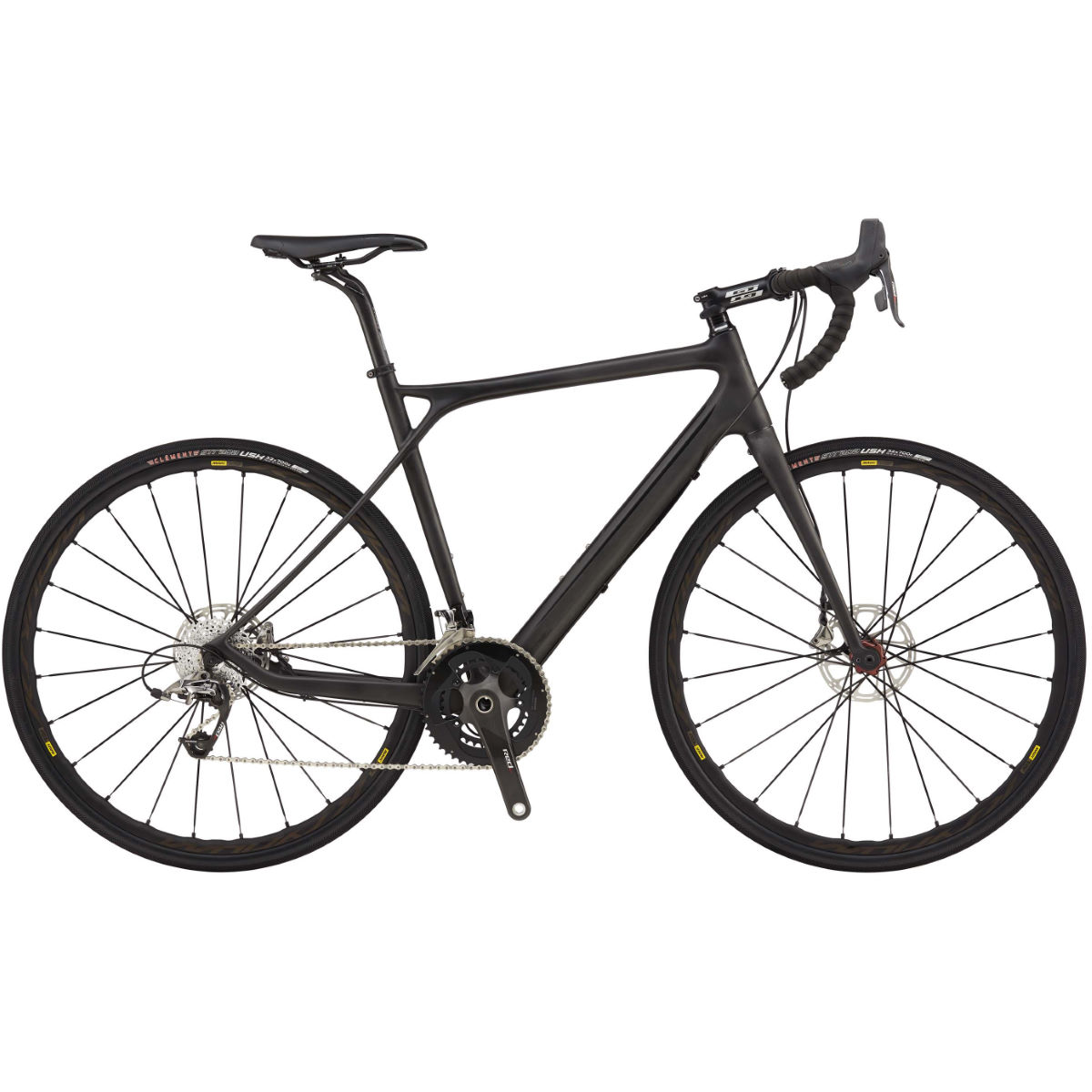 Vélode route GT Grade Carbone (aventure, SRAM Red, 2017) - 55cm