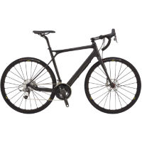 Bici da corsa adventure Grade in carbonio (SRAM Red, 2017) - GT