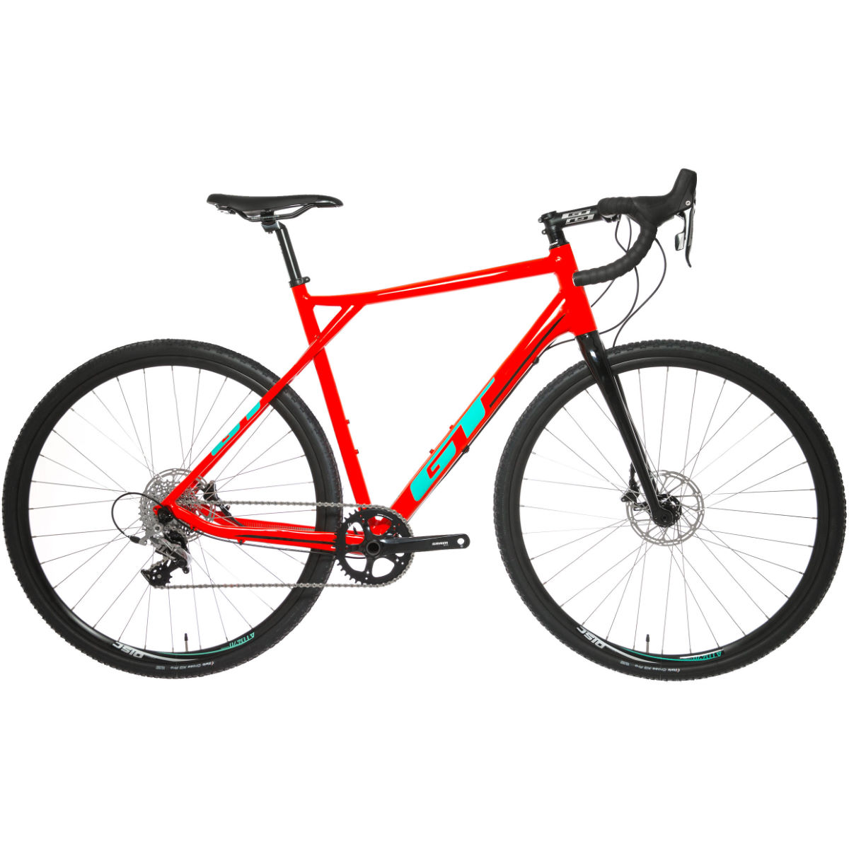 Vélo de cyclo-cross GT Grade AL CX (Rival, 2017) - 56cm Rouge