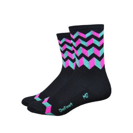 DeFeet Aireator Jitter Bug Socks