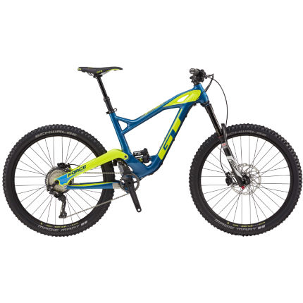 GT Force Carbon Expert (2017) Mountain Bike