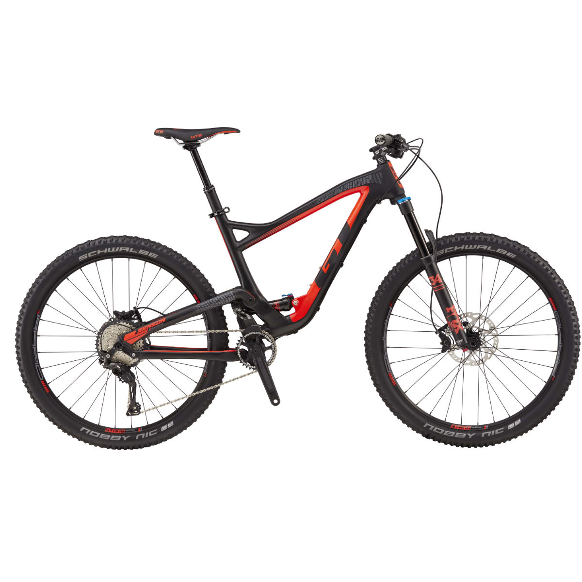 GT Sensor Carbon Expert (2017) Mountain Bike   Full Suspension Mountain Bikes