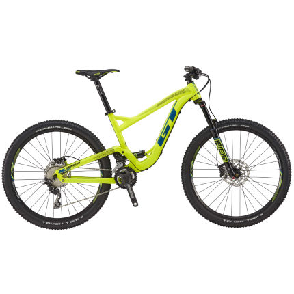 GT Sensor AL Comp Mountainbike (2017)