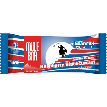 MuleBar Energy Bar (30x40g)