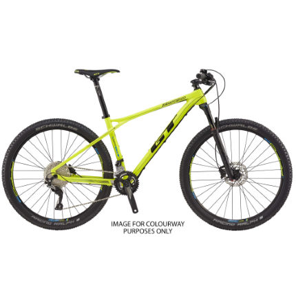 GT Zaskar Carbon Elite mountainbike (2017)