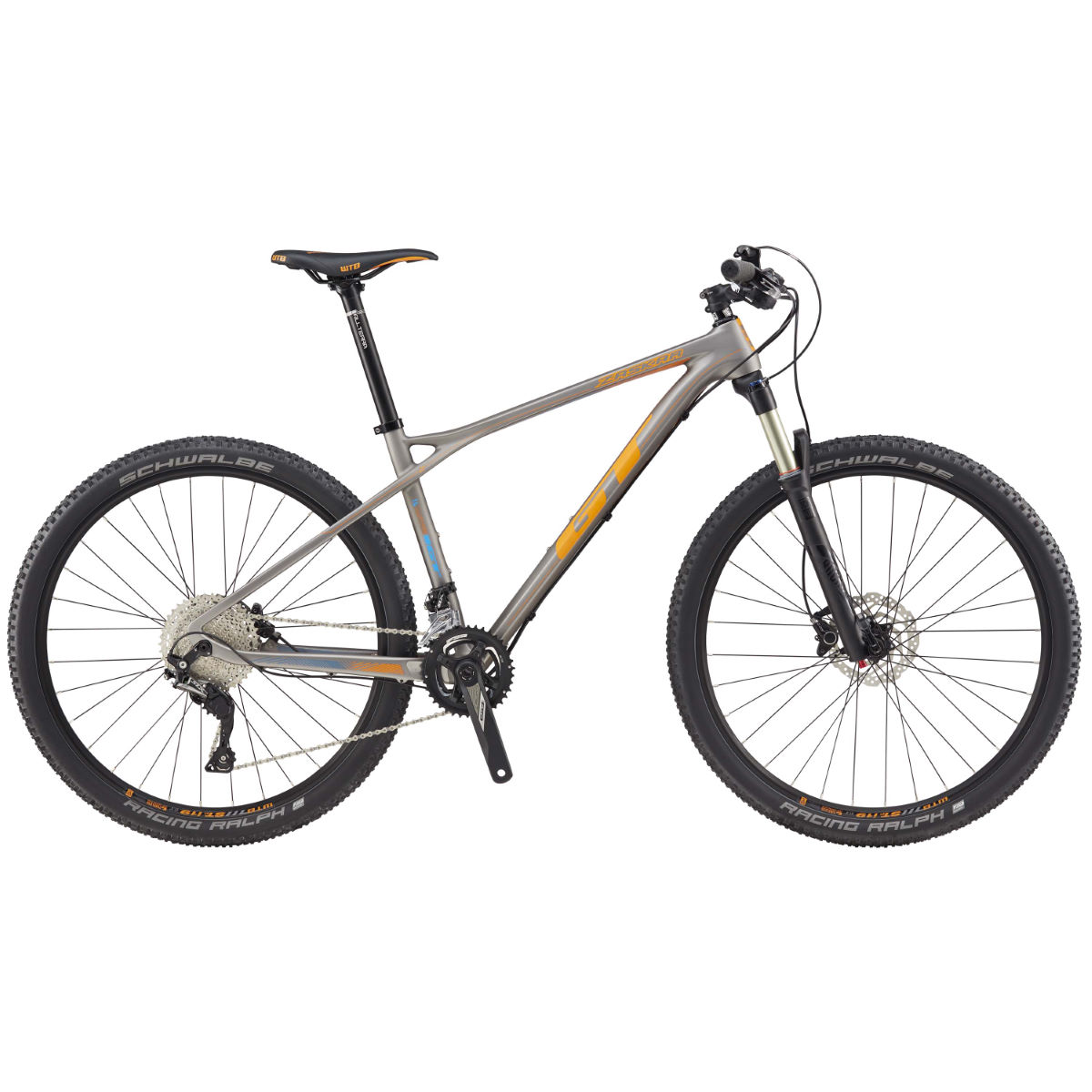 GT Zaskar Carbon Comp (2017) Mountain Bike   Hard Tail Mountain Bikes