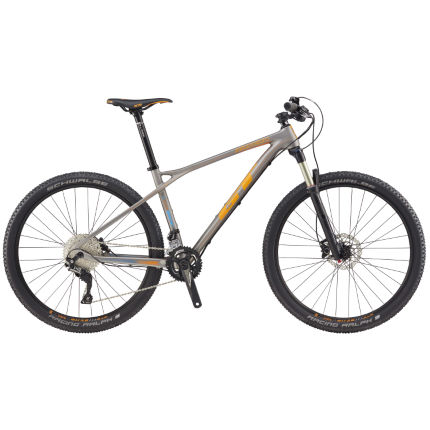 Mountain bike Zaskar Comp in carbonio (2017) - GT