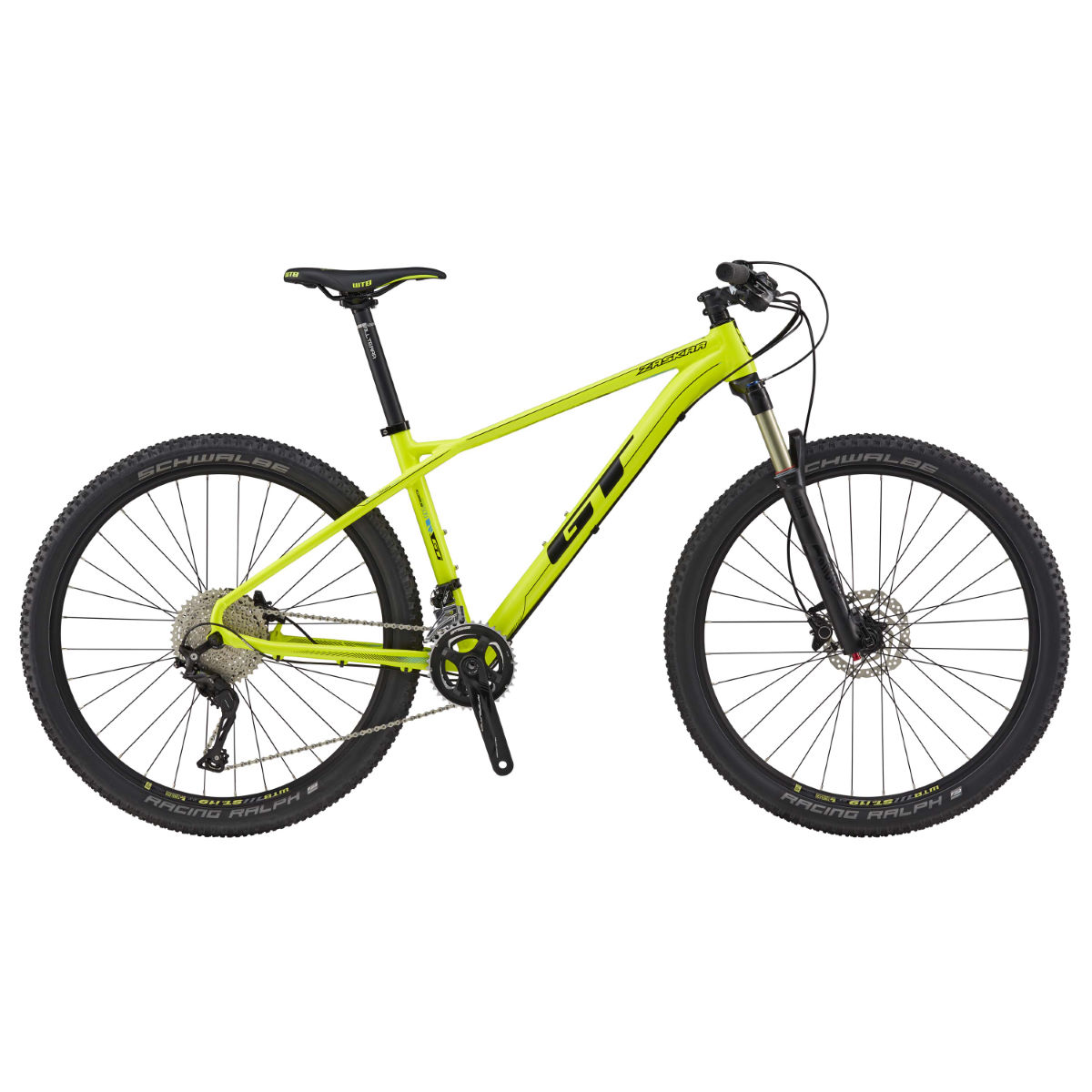 GT Zaskar AL Elite (2017) Mountain Bike   Hard Tail Mountain Bikes