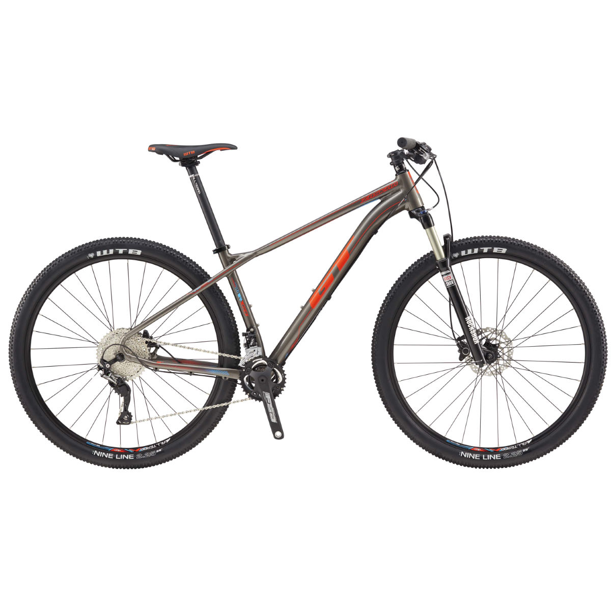 GT Zaskar AL Comp (2017) Mountain Bike   Hard Tail Mountain Bikes
