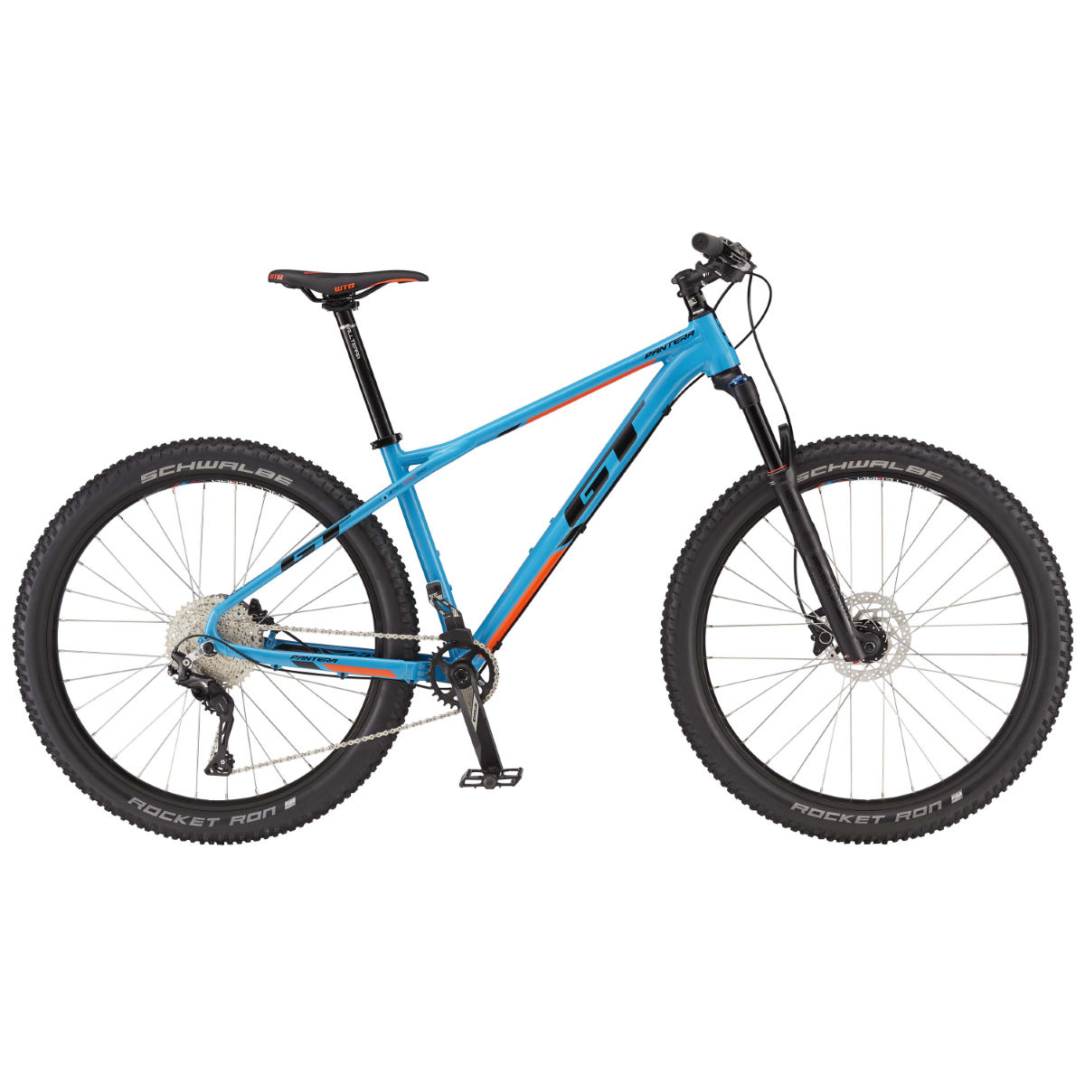 GT Pantera Expert (2017) Mountain Bike   Hard Tail Mountain Bikes