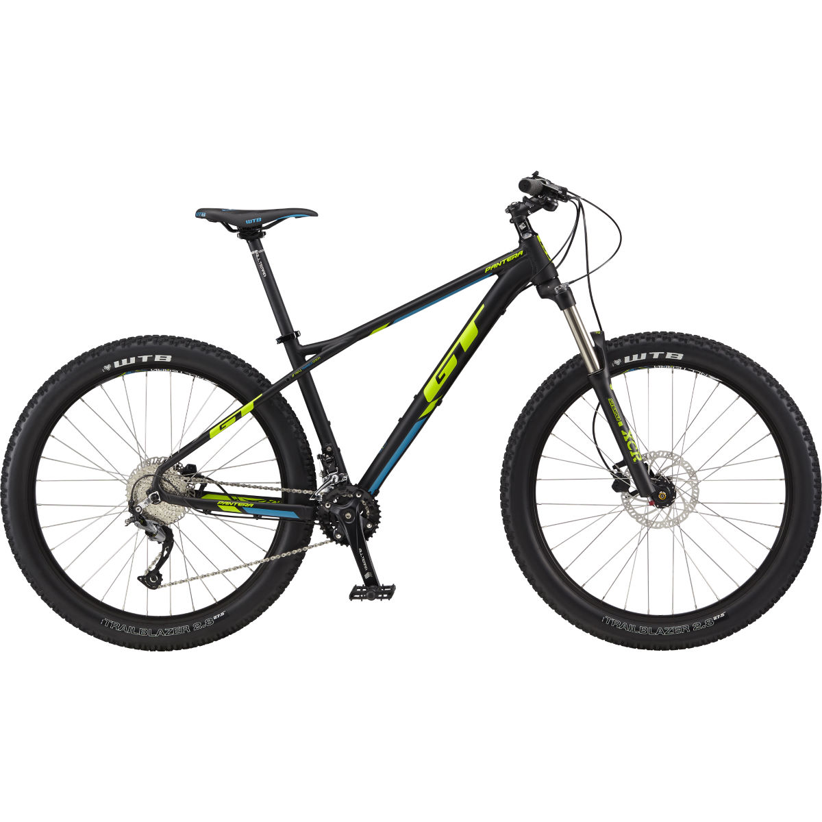GT Pantera Comp (2017) Mountain Bike   Hard Tail Mountain Bikes