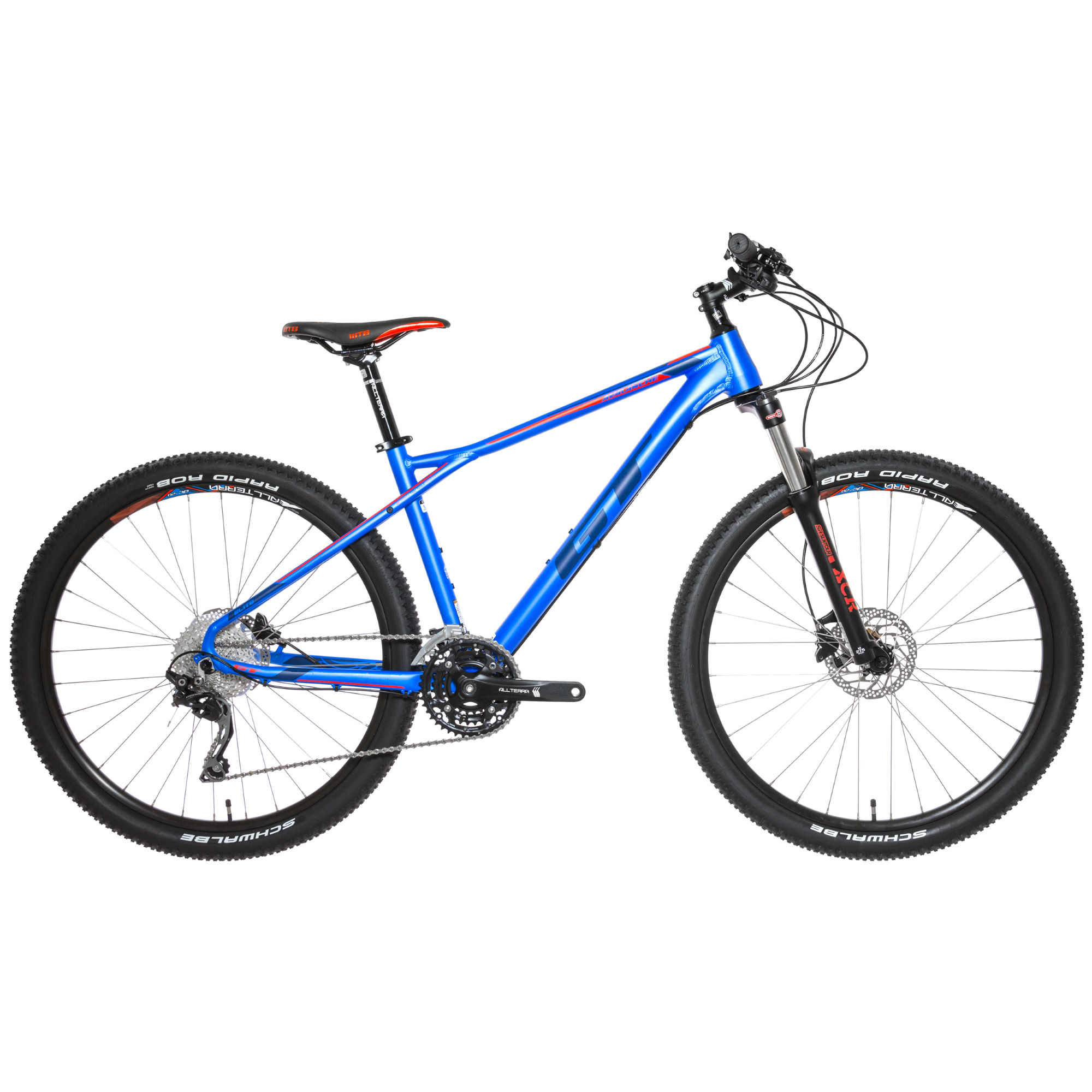 Gt Avalanche Elite 2017 Mountain Bike Hard Tail