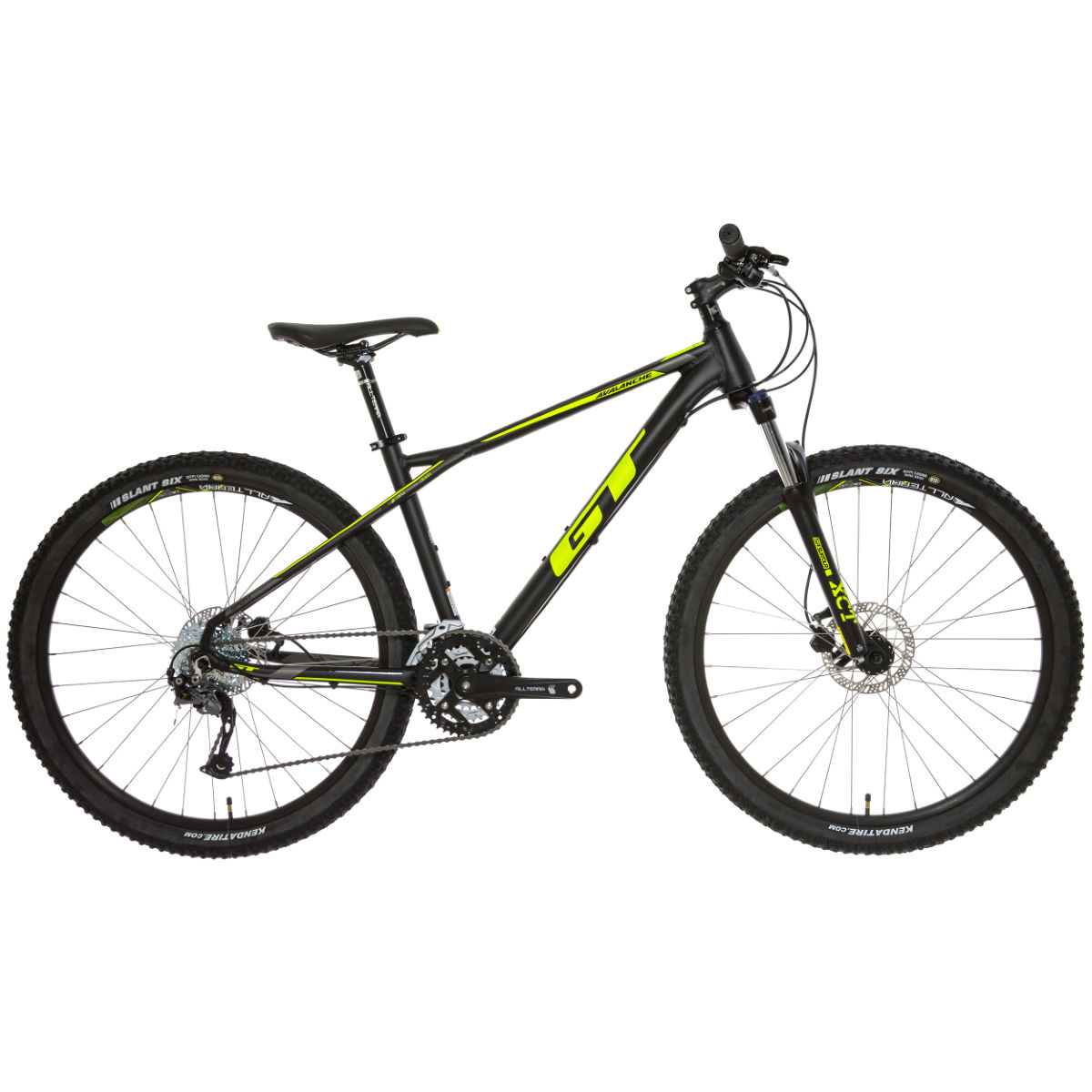 GT Avalanche Sport (2017) Mountain Bike   Hard Tail Mountain Bikes