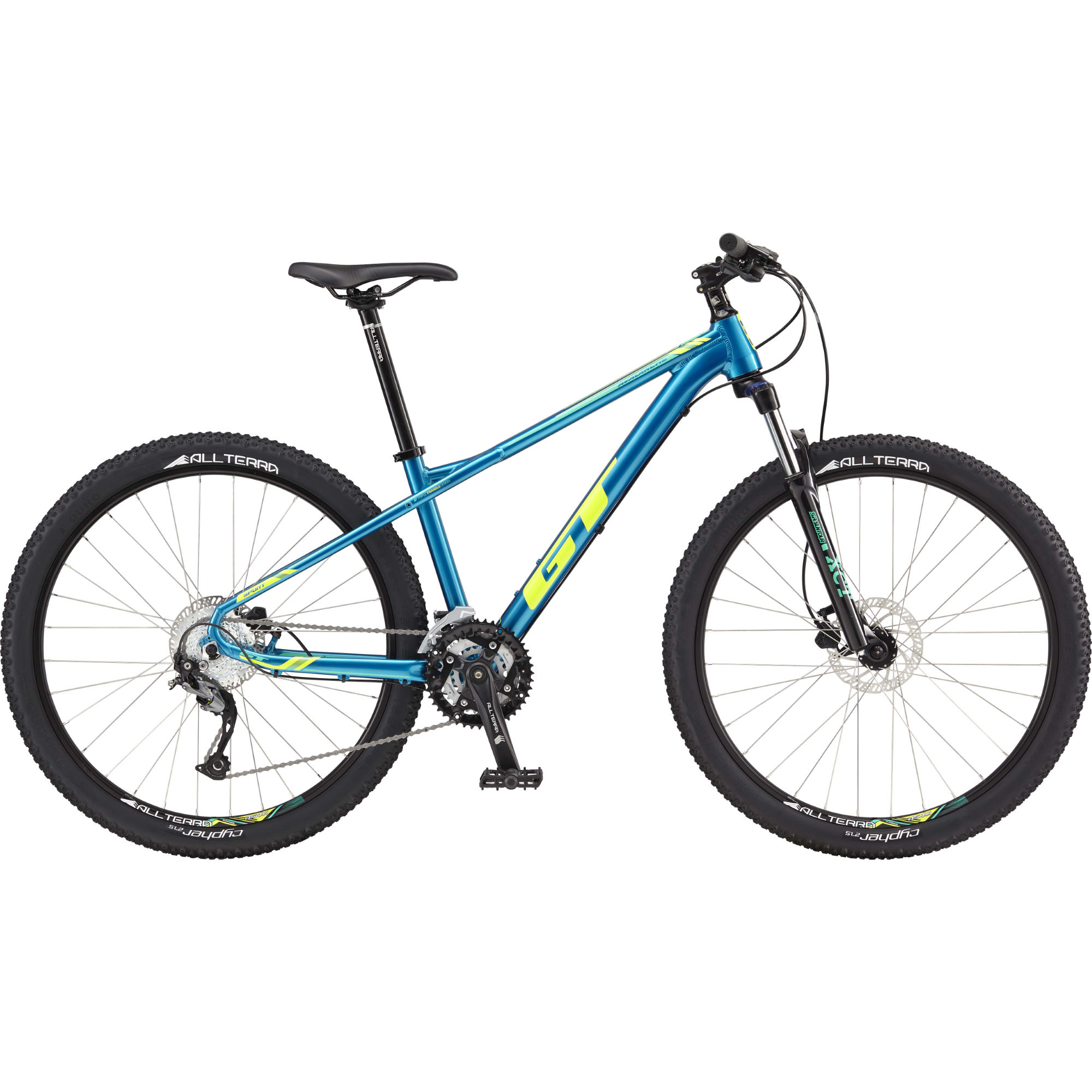 Wiggle Gt Avalanche Sport Womens 2017 Mountain Bike Hard
