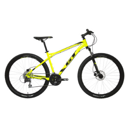 GT Aggressor Expert mountainbike (2017)