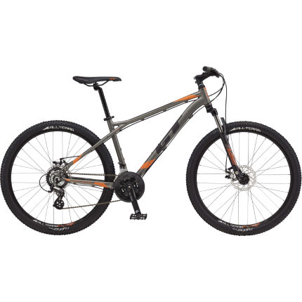 Mountain bike Aggressor Comp (2017) - GT