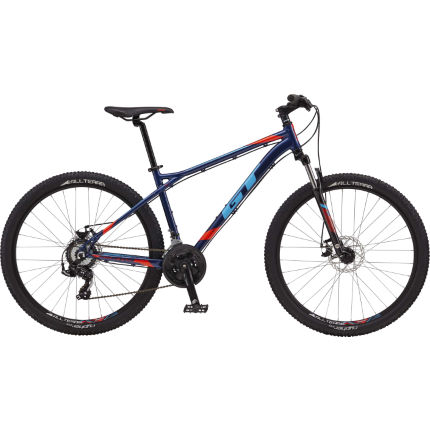 GT Aggressor Sport Mountainbike (2017)