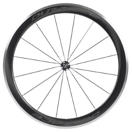 Shimano Dura Ace R9100 C60 Carbon Clincher Forhjul