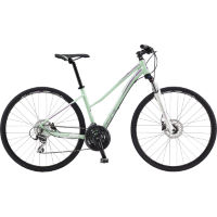 GT Transeo 3.0 Womens (2017) Hybrid Bike