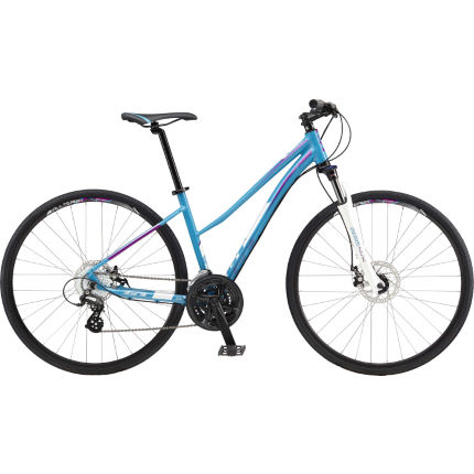 GT Transeo 4.0 Womens (2017) Hybrid Bike