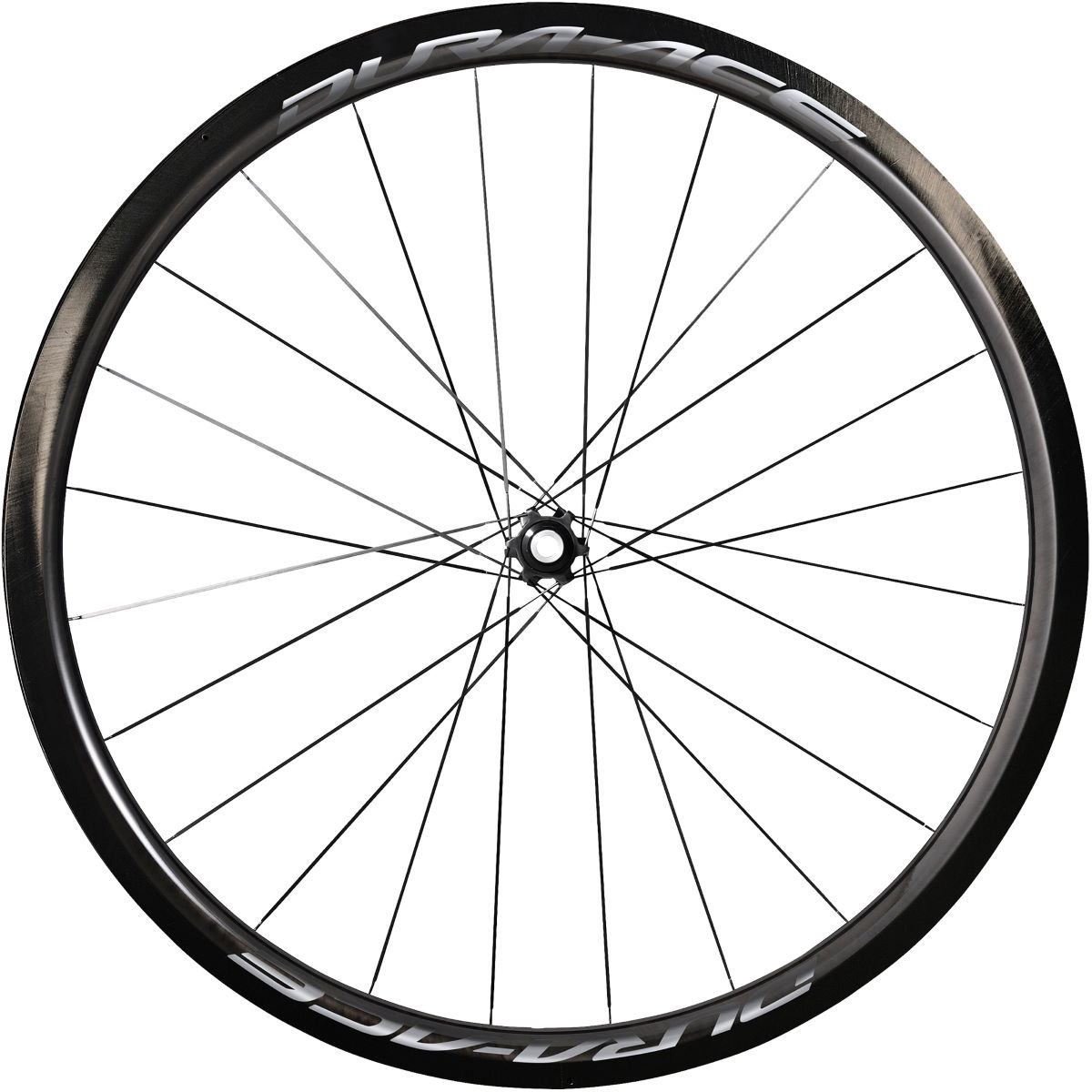 Roue avant Shimano Dura Ace R9170 C40 (carbone, disque) - 12mmx100mm