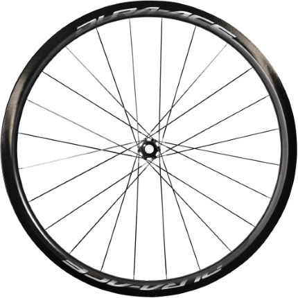 Shimano Dura Ace R9170 C40 Carbon Disc Forhjul