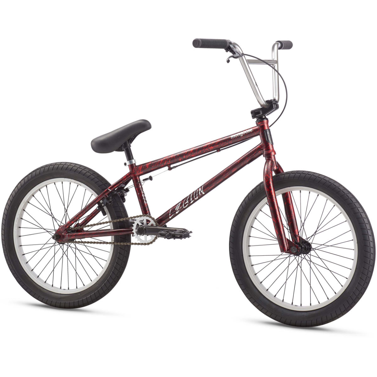 BMX Mongoose Legion L80 (2017) - Taille unique Rouge BMX Street