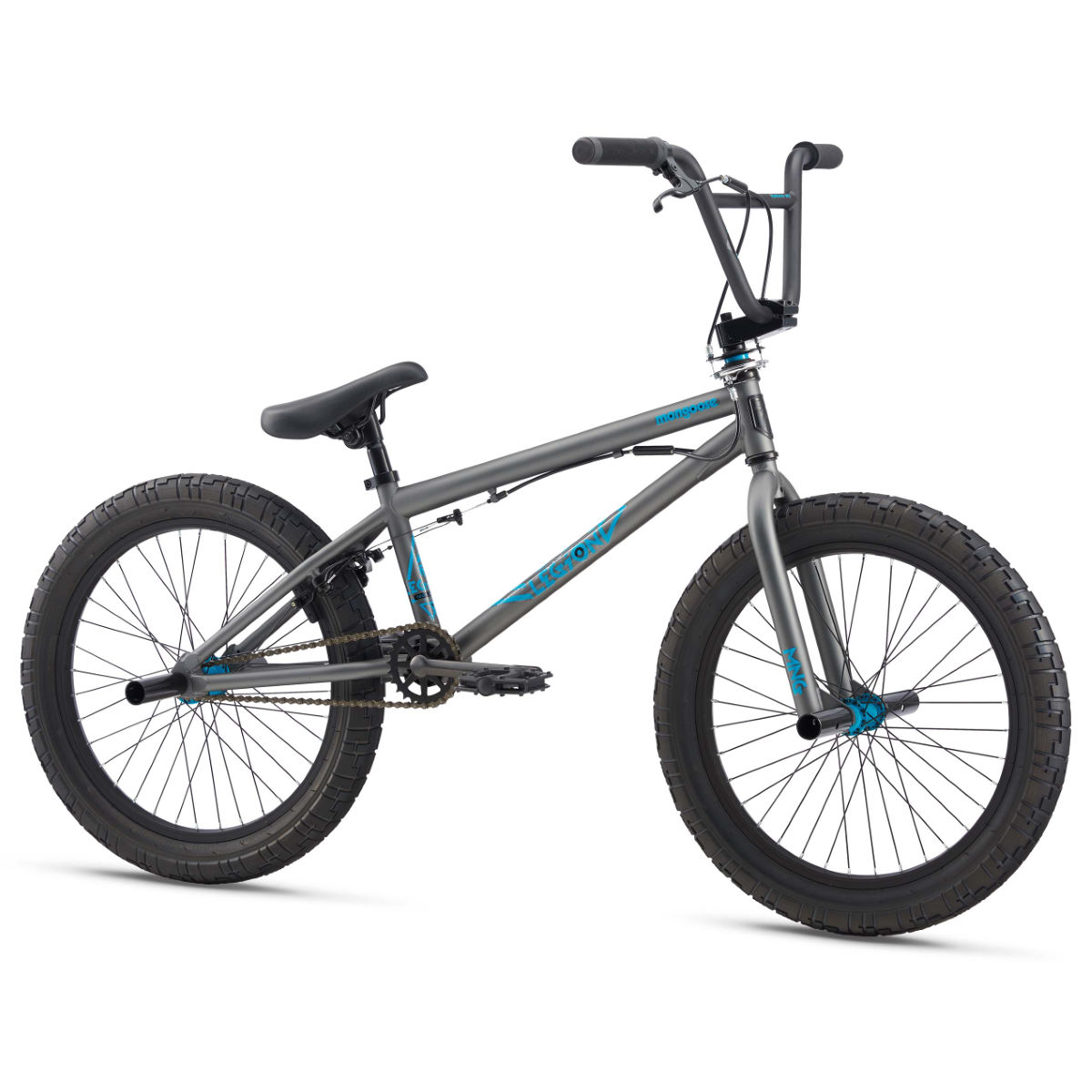 Mongoose Legion L20 (2017) BMX Bike   BMX Street Bikes