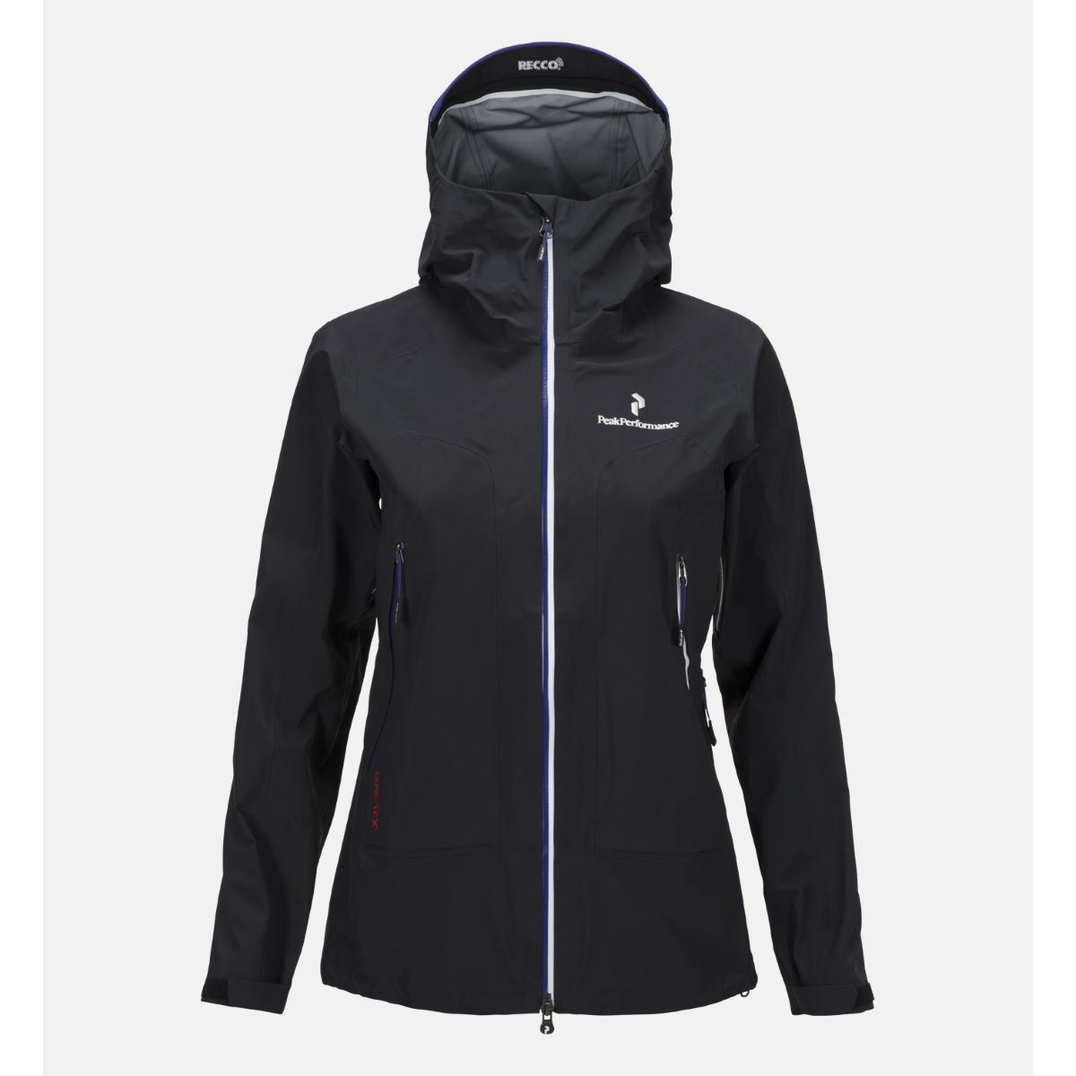 Chaqueta Peak Performance Black Light CORE para mujer - Chaquetas impermeables