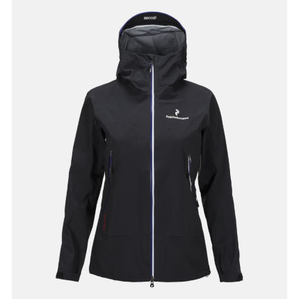 Chaqueta Peak Performance Black Light CORE para mujer