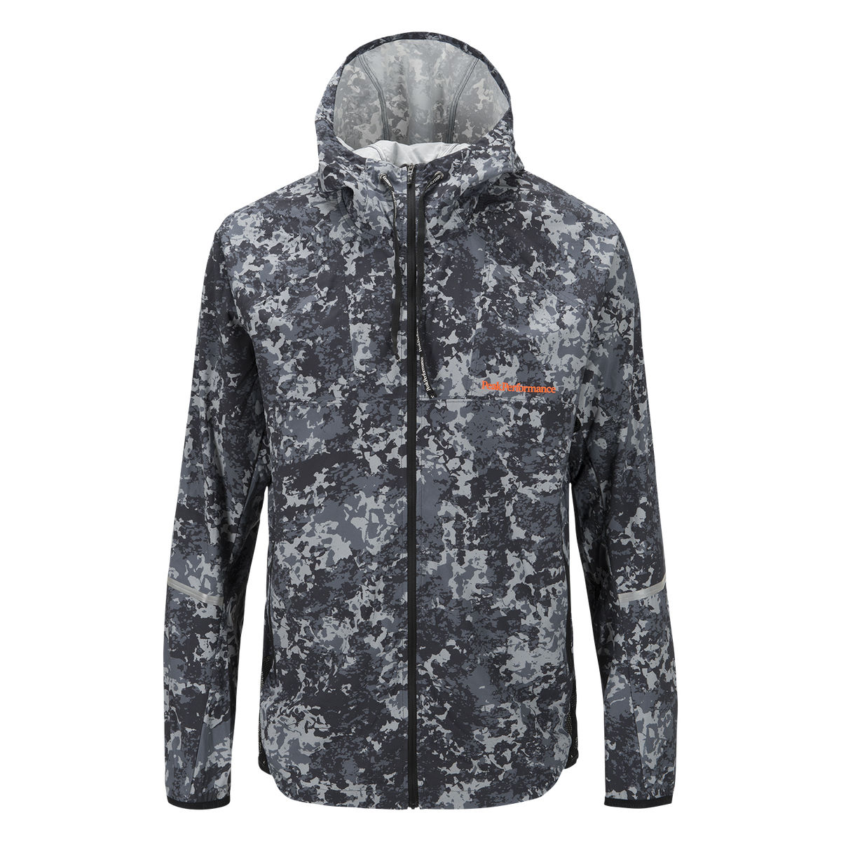 Peak Performance West 4th Street Printed Jacket - Medium Pattern