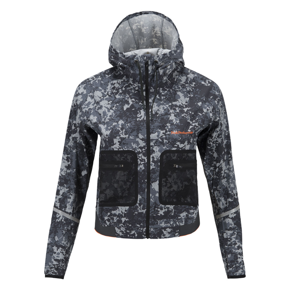 Peak Performance Womens West 4th Street Printed Jacket - Medium