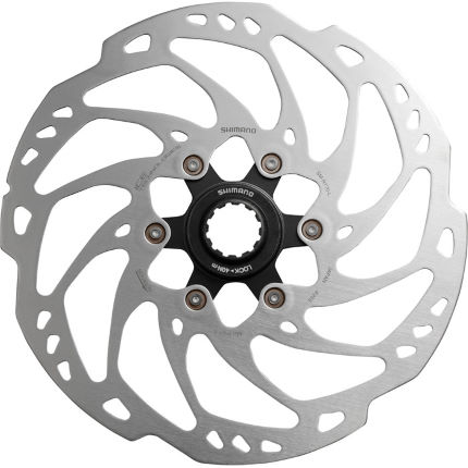 Rotor de freno Shimano SLX M7000 Ice Tech (203 mm)