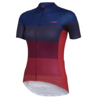 Maillot Femme dhb Classic (manches courtes, rayé)