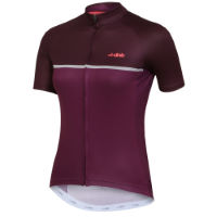 Maillot Femme dhb Classic (manches courtes, chiné)