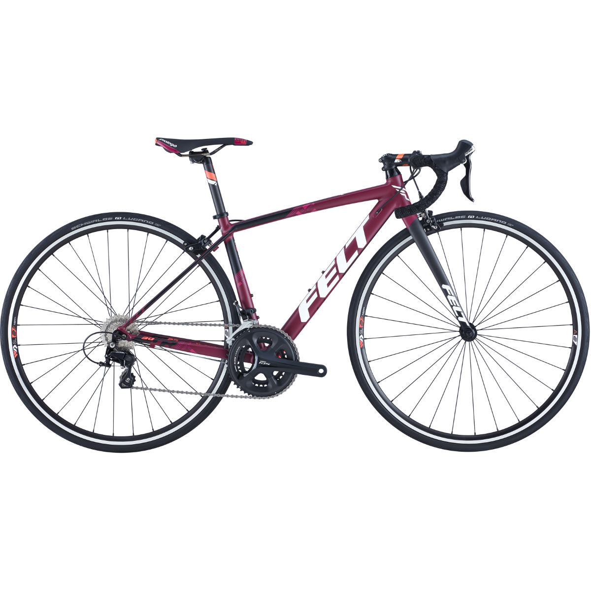 Felt FR30W Womens Road Bike (105  2017)   Road Bikes